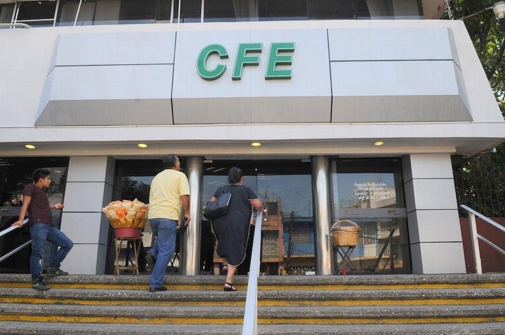 4e66000939 CFE está haciendo los trámites ante Hacienda para el  borrón y cuenta nueva