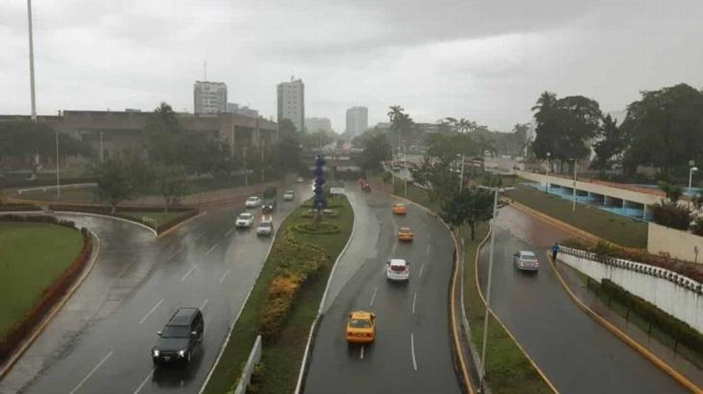 Lluvias intensas se prevén este viernes en Tabasco