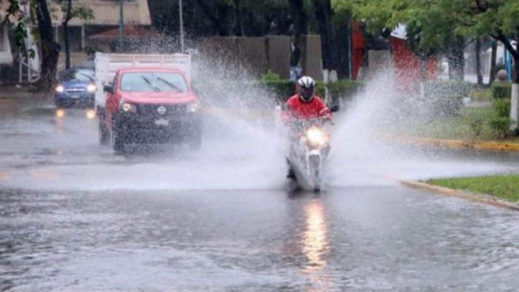 Lluvias torrenciales se prevén para este miércoles en Tabasco