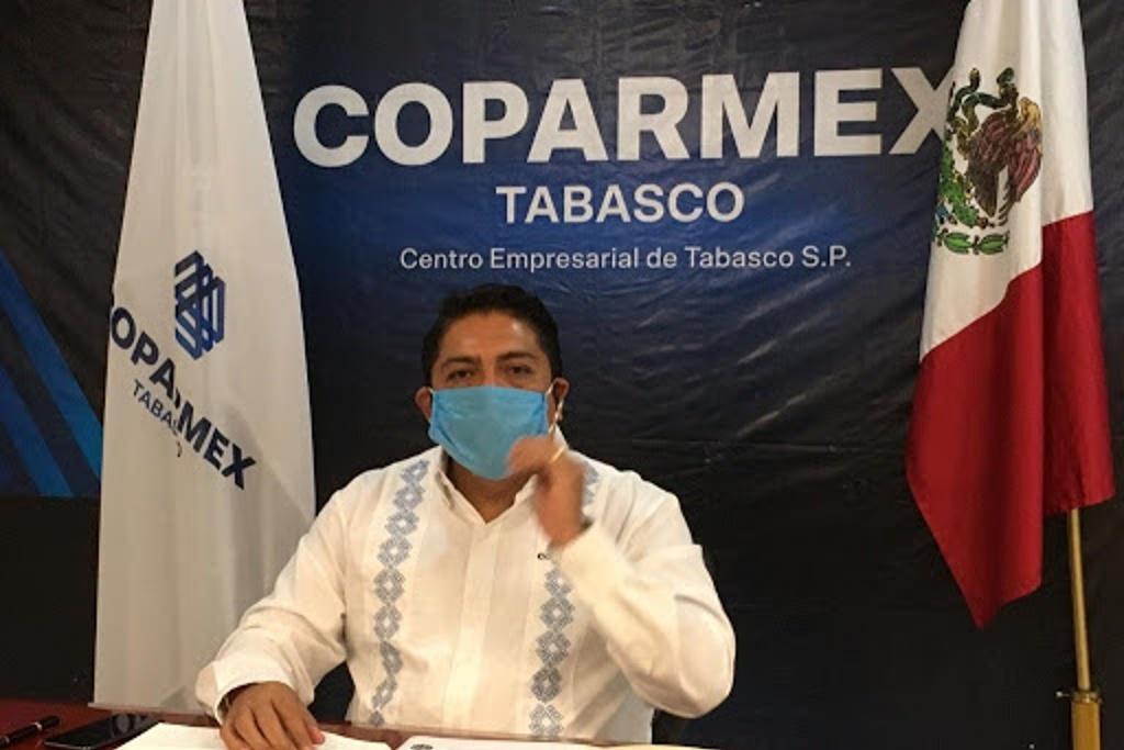 Candidato del PVEM realizó operativo para inhibir el voto en Emiliano Zapata, señala COPARMEX Tabasco
