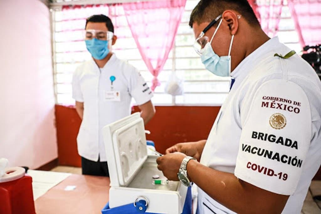 ¡Ojo al dato! En 10 días iniciaría vacunación para población de 30 a 39 años, destaca gobernador de Tabasco
