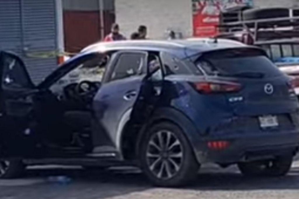 Ejecutan a un hombre en estacionamiento de supermercado en Cárdenas