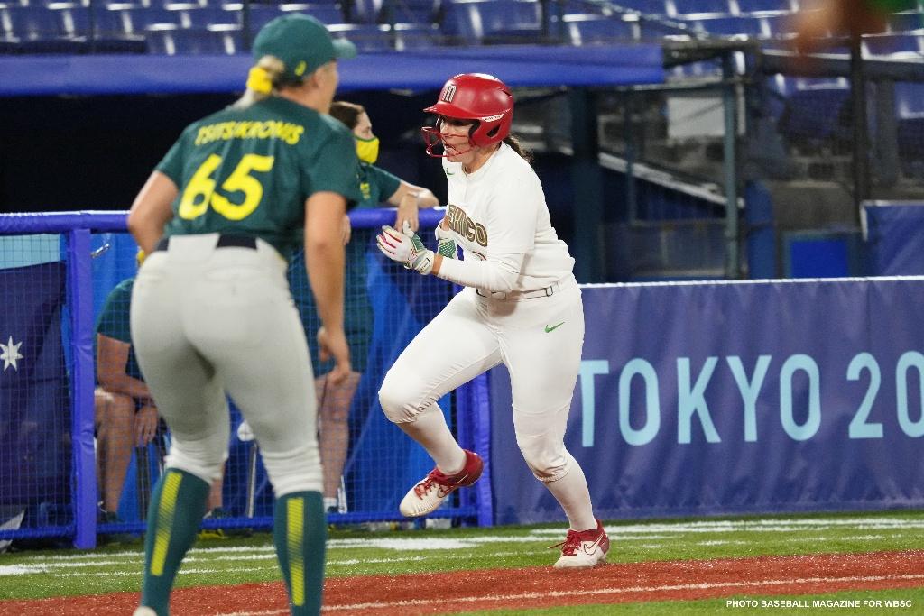 TOKIO 2020: México peleará por el bronce en el Sóftbol Femenil