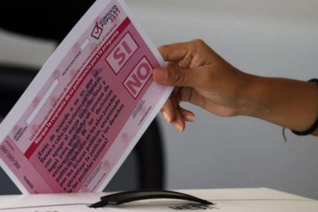 ¿Participarás en la consulta ciudadana? Así puedes ubicar tu casilla