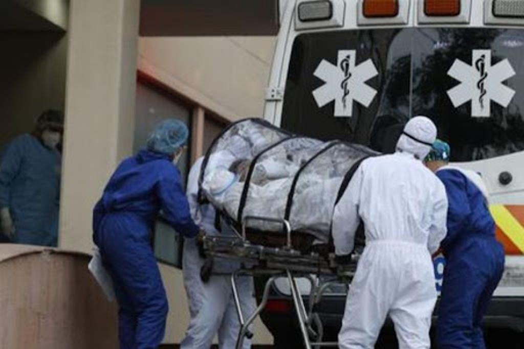 Llega México a las 271 mil 303 muertes por COVID-19