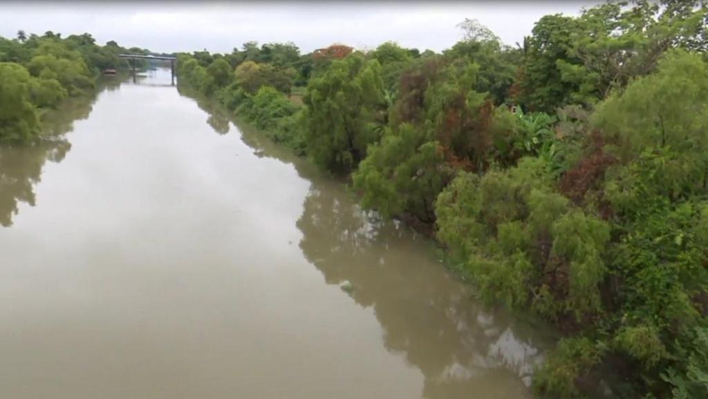 Ríos de La Sierra y Pichucalco por arriba de su nivel de desbordamiento: Conagua